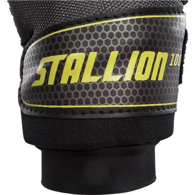 Stallion 100 Logo On Cuff (STX Stallion 100 Arm Pads)