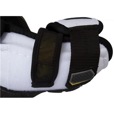 Strap View (CCM Tacks 4052 Elbow Pads)