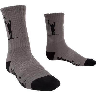Grey/Black (Adrenaline Carlsons Socks)