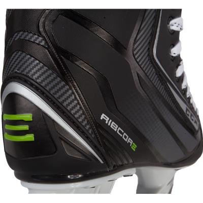 Back Three Quarters (CCM RIBCOR 40K Ice Hockey Skates)