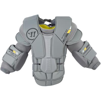 (Warrior Ritual G2 Classic Pro Goalie Chest & Arms)