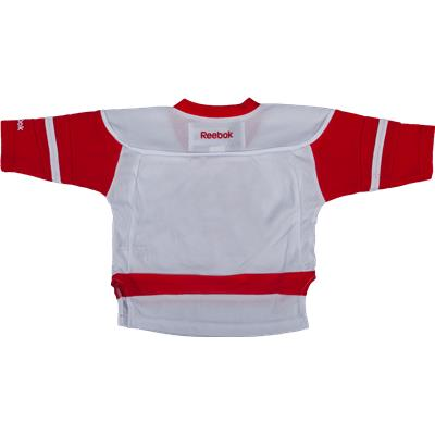 (Reebok Detroit Red Wings Replica Away Jersey - Toddler)
