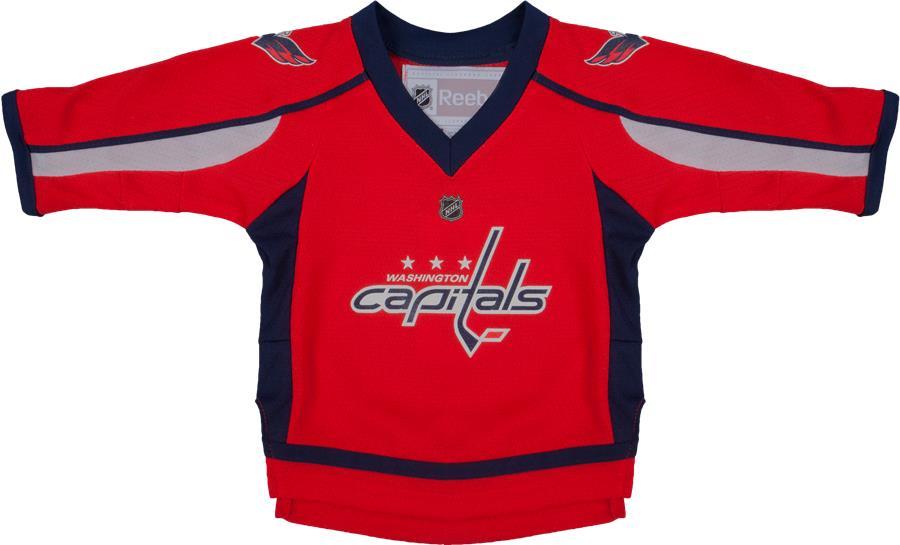 (Reebok Alex Ovechkin Washington Capitals Replica Home Jersey - Toddler) bee075889