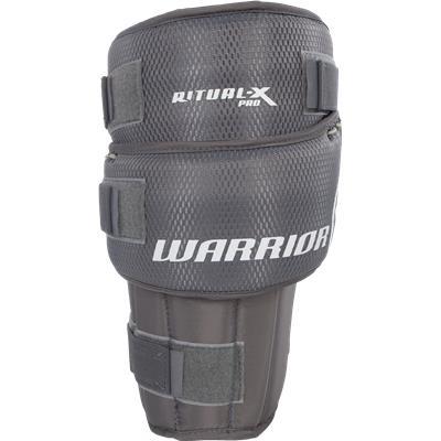 (Warrior Ritual X Pro Goalie Knee Guards - Senior)