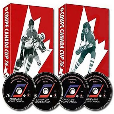 (Canada Cup 1976 Limited Anniversary DVD)
