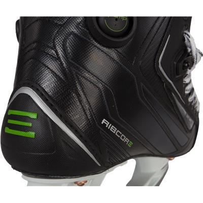 Back Three Quarters (CCM RIBCOR 46K Ice Hockey Skates)