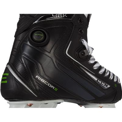 Boot View (CCM RIBCOR 46K Ice Hockey Skates)