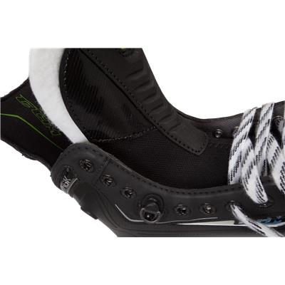 Unlaced View (CCM RIBCOR 46K Ice Hockey Skates)