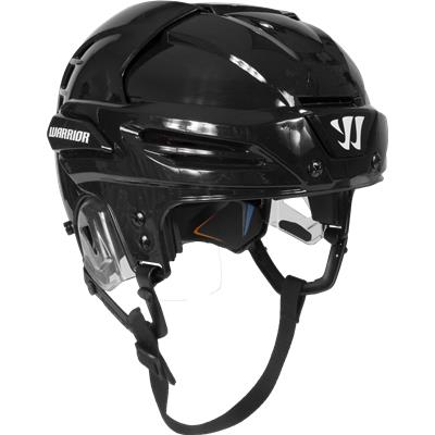Black (Warrior Krown PX3 Helmet)