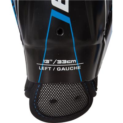 Ankle Protection (Bauer Street Hockey Shin Guards - Senior)