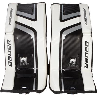Youth (Bauer Prodigy 2.0 Goalie Leg Pads)