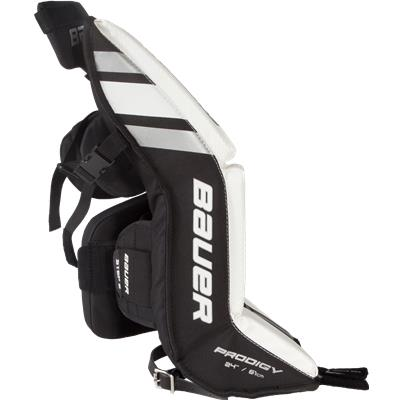 Side View (Bauer Prodigy 2.0 Goalie Leg Pads)