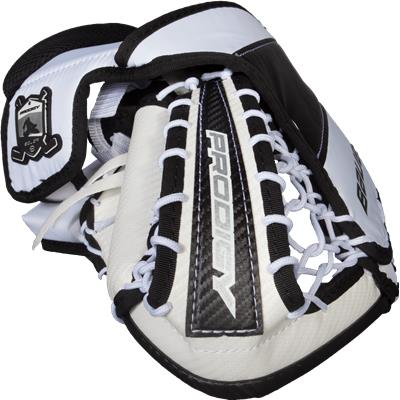 Front View (Bauer Prodigy 2.0 Goalie Catch Glove)