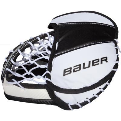 Backhand View (Bauer Prodigy 2.0 Goalie Catch Glove)