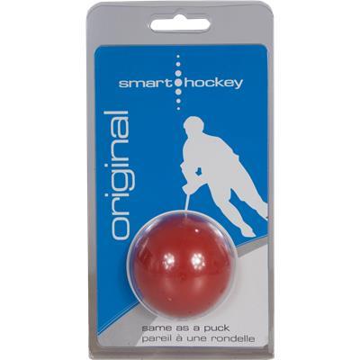 Red (Smarthockey Packaged Stickhandling Training Ball)