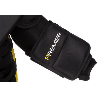 Front Arm Protecton (CCM Premier Goalie Chest & Arms)