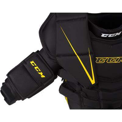 Chest and Arm View (CCM Premier Goalie Chest & Arms)