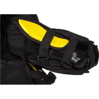 Back Arm View (CCM Premier Goalie Chest & Arms)