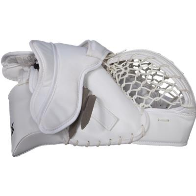 Top View (Brians Net Zero Goalie Catch Glove)