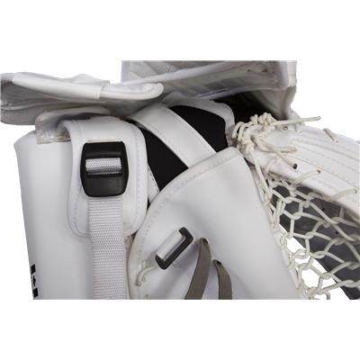 (Brians Net Zero Goalie Catch Glove)