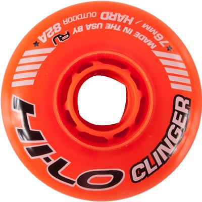 Orange (Mission HI-LO Clinger Outdoor Wheel)