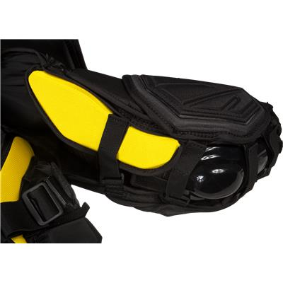 Back Elbow Protection (CCM Premier Pro Goalie Chest And Arm Protector - Senior)