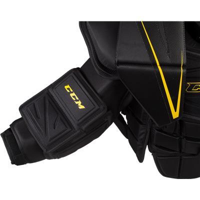 Arm Pad (CCM Premier Pro Goalie Chest And Arm Protector - Senior)