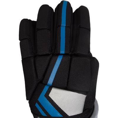 Backhand View (Bauer Street Hockey Pro Player Gloves)