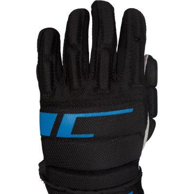 Backhand View (Bauer Street Hockey Performance Player Gloves)