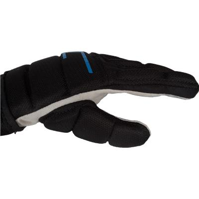 Thumb/Side View (Bauer Street Hockey Performance Player Gloves)