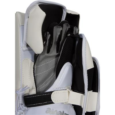 Back View (CCM Extreme Flex II 760 Goalie Blocker)