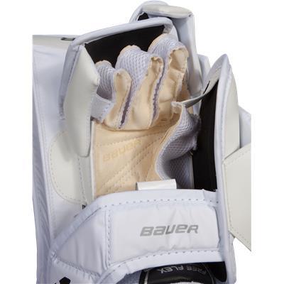 (Bauer Reactor 5000 Goalie Blocker)
