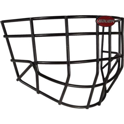 Black (Bauer Profile Certified Goalie Cage)