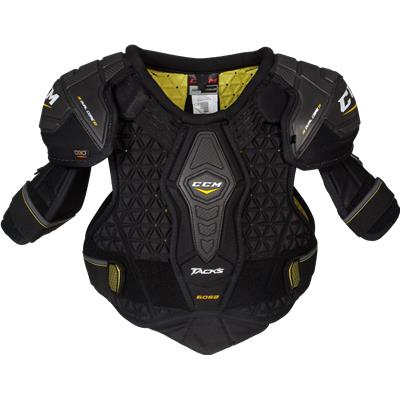 Front View (CCM Tacks 6052 Hockey Shoulder Pads)