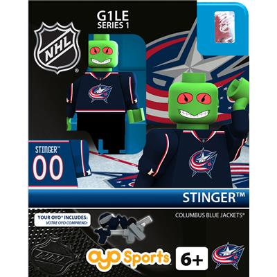 Stinger (OYO Sports NHL Mascots G1 Mini Figures)