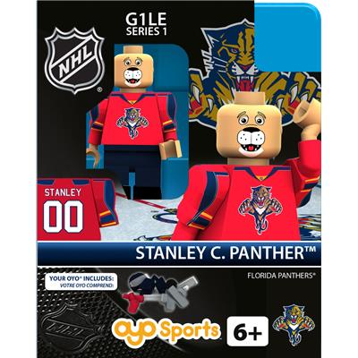 Stanley C. Panther (OYO Sports NHL Mascots G1 Mini Figures)