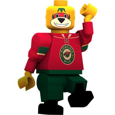 (OYO Sports NHL Mascots G1 Mini Figures)