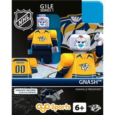 Gnash (OYO Sports NHL Mascots G1 Mini Figures)