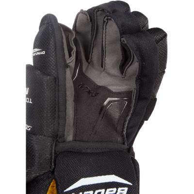 Front Palm View (Bauer Supreme TotalOne MX3 Hockey Gloves)