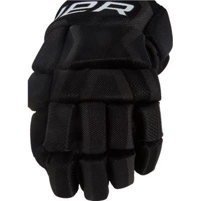 Backhand View (Bauer Supreme TotalOne MX3 Hockey Gloves)