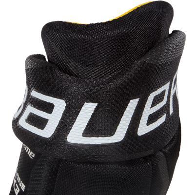 Cuff View (Bauer Supreme TotalOne MX3 Hockey Gloves)