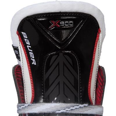Tongue View (Bauer Vapor X900 Ice Hockey Skates)