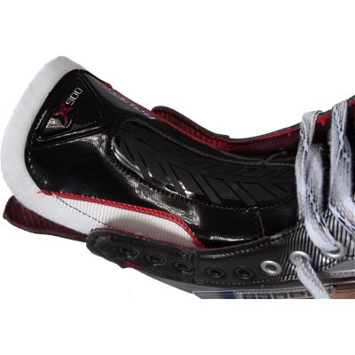 Unlaced View (Bauer Vapor X900 Ice Hockey Skates)