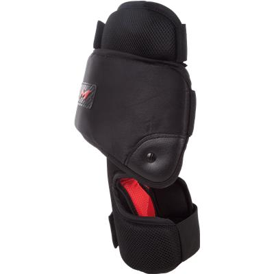 Side View (CCM Pro Goalie Knee Protector)