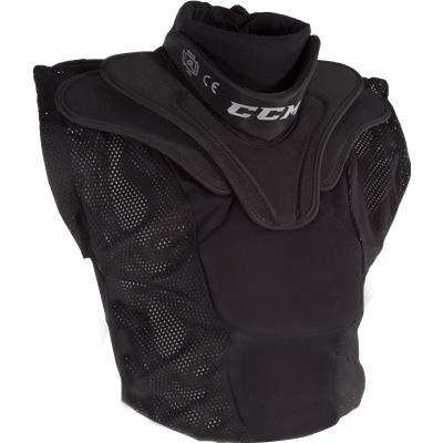 Goalie Shirt Throat Collar (CCM Goalie Shirt Throat Collar)