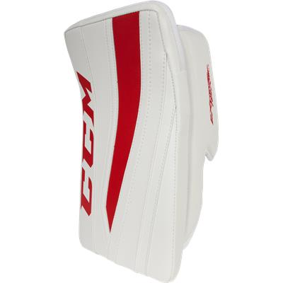 White/Red (CCM Extreme Flex II 860 Blocker)
