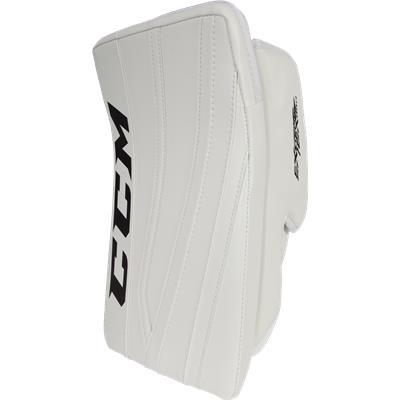 White/White/White (CCM Extreme Flex II 860 Goalie Blocker)