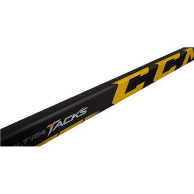 (CCM Ultra Tacks Grip Composite Stick - Junior)