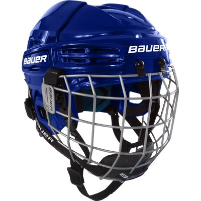Royal (Bauer Prodigy Hockey Helmet Combo)