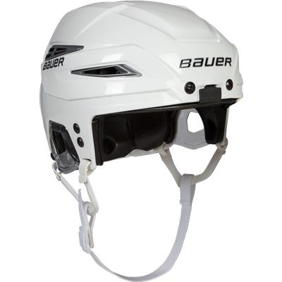 White/Silver (Bauer IMS 11.0 Hockey Helmet)